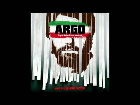 Alexandre Desplat- The Mission (from Argo Soundtrack)