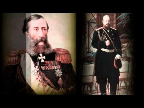 Russkie cari 13 serija iz 14 Narodnyj car Aleksandr III Aleksandrovich 2011 XviD DVDRip Kinozal TV