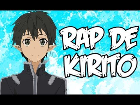 RAP DE KIRITO || SWORD ART ONLINE || KIRITO Y ASUNA || MCPLAY