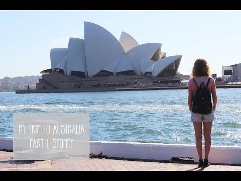 My Holiday To Australia Part 1: Sydney