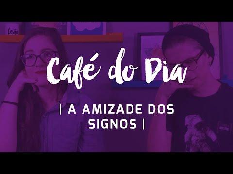 A amizade dos signos - Café com Astrologia