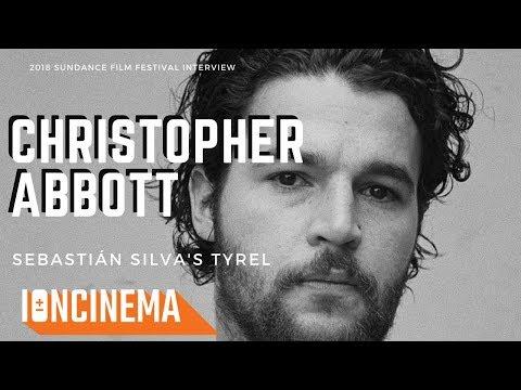 : Christopher Abbott  Sebastián Silva's TYREL  2018 Sundance Film Festival