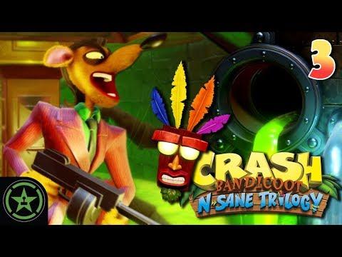 Let's Watch - Crash Bandicoot - The Moonshine Episode (#3)