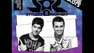 DJ STYLEZZ & DJ RICH-ART - Jingle Bell Rock 2012 (MEGAMIX)
