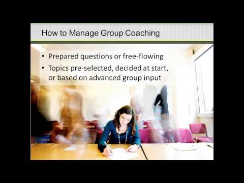 The Power of Group Coaching in the Workplace
