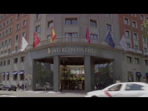Spain, Madrid: InterContinental Madrid Hotel