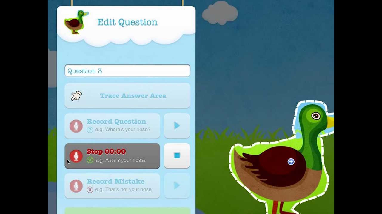 Tinytap Demo  How To Create & Publish A Kids App In Minutes