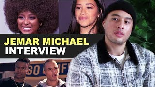 "Jemar Michael on Gina Rodriguez & ""Being Black Enough"""