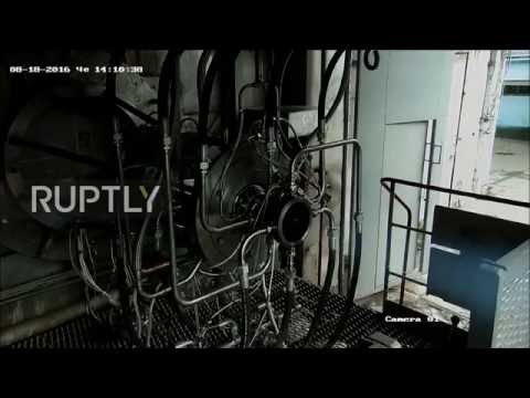 Russia: Scientists test full-size Pulse Detonation Engine near Moscow
