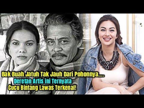 Bak Buah Jatuuh Tak Jauuh Dari Pohonnya,Deretan Artis Ini Ternyata Cucu Bintaang Laawas Terkenal!