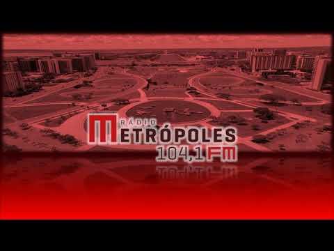 transição da OK 104.1 para Metrópoles fm Brasilia