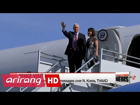 Thumbnail: U.S. Vice President to visit South Korea on Sunday
