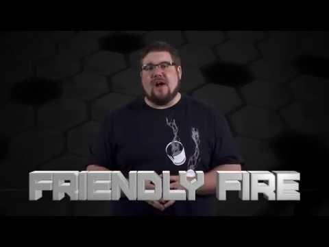 Brass vs Steel Cased Ammo? - #FriendlyFire!