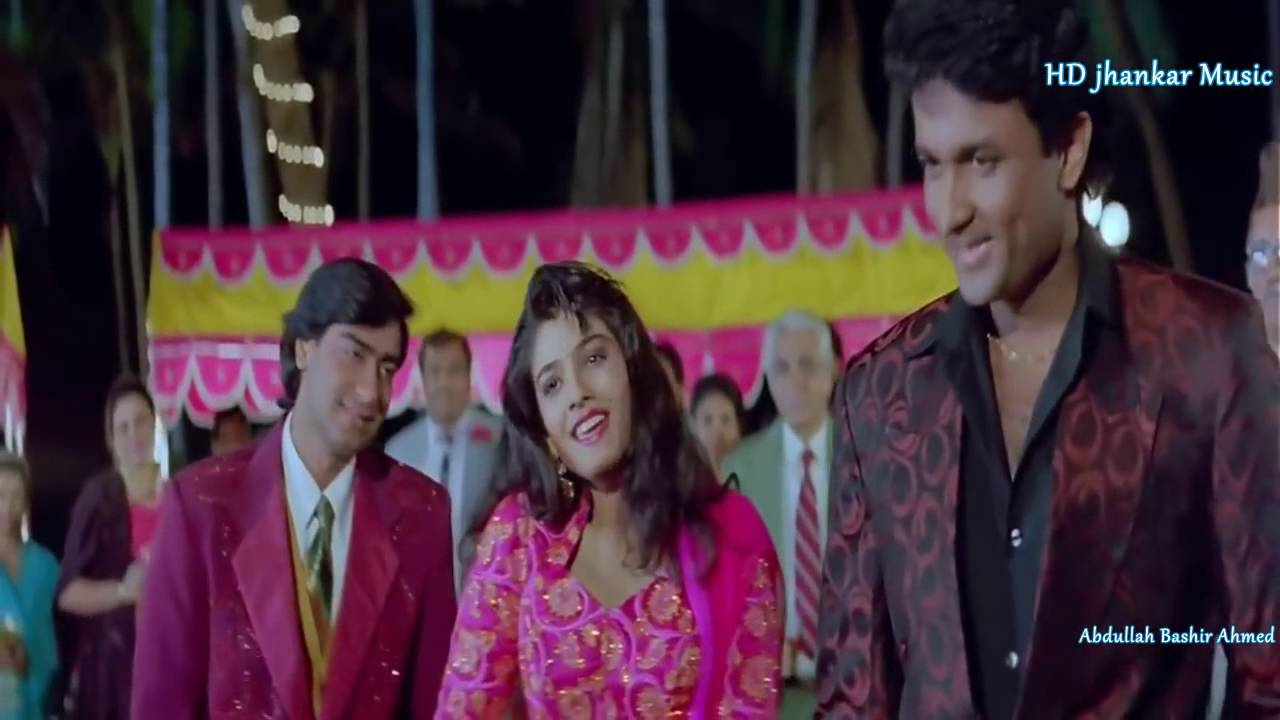 Download Aaj Ki Raat Naya Geet Gair 1993 HD HQ Jhankar Songs   Kumar Sanu & Alka Yagnik     YouTube