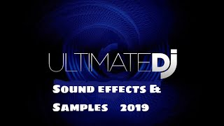 ULTIMATE DJ Sound Effects & Samples 2019