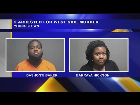 Youngstown police: Two people arrested in connection with Friday homicide
