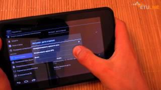Видеоуроки по Android. Урок 08 . Установка даты и времени