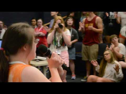 Camp PALS Philadelphia 2016: Karaoke Night