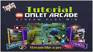how to live stream to YouTube from Omlet Arcade - Videourl de