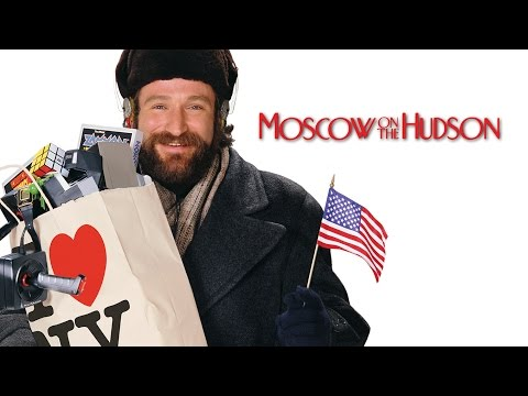 Moscow on the Hudson - on DVD