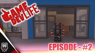 ROBLOX: Game Dev Life!   Upgrading Office & Making Research Area!   Episode 2