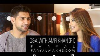 Q&a Feat. Amir Khan (hubby) Pt. 1