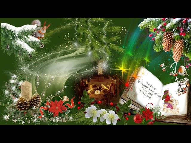 Смотреть видео Рождество Христово!