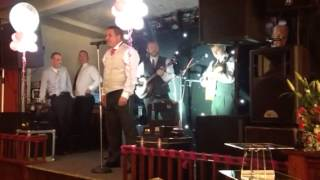 father of the Bride surprise wedding song