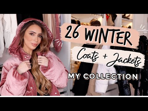MY WINTER COAT/JACKET COLLECTION | AFFORDABLE, WARM & STYLISH