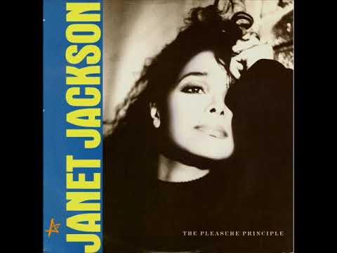 Janet Jackson - The Pleasure Principle (Long Vocal Remix)