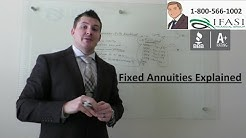Fixed Annuity Explained - Fixed Annuities Review
