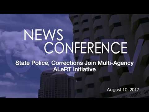 Mayor Richard J. Berry, City of Albuquerque  News Conference  8-10-17
