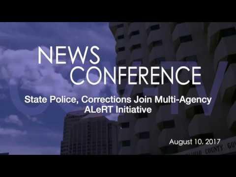 Mayor Richard J. Berry, City of Albuquerque  News Conference  8-10-17