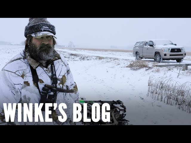 Winkes Blog: Cold Weather Hunting Clothing