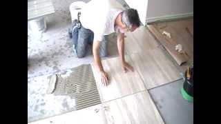 Installing Tiles: bathroom, kitchen, basement, tile installation. ceramic, porcelain, marble.(, 2012-12-30T07:13:51.000Z)