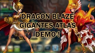 Dragon Blaze - Gigantes Atlas Demo