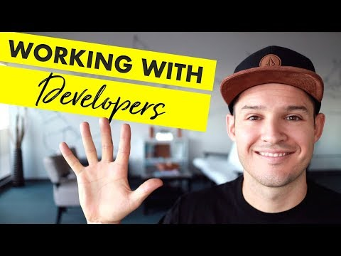 Working with Developers (5 Tips for Designers) | Design workflow tutorial