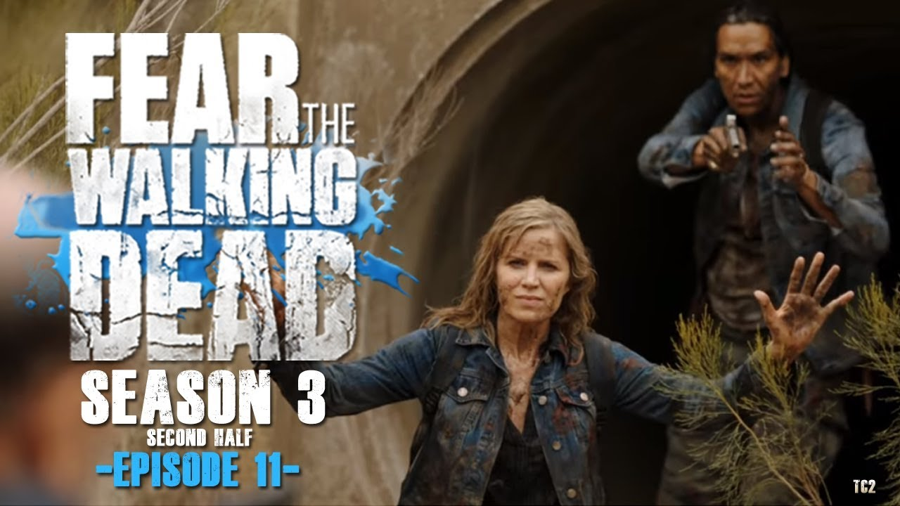 Fear The Walking Dead Folge 3