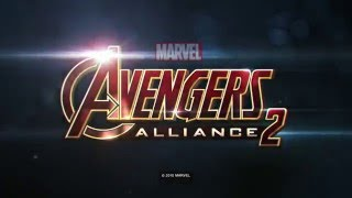 Marvel  Avengers Alliance 2 Trailer