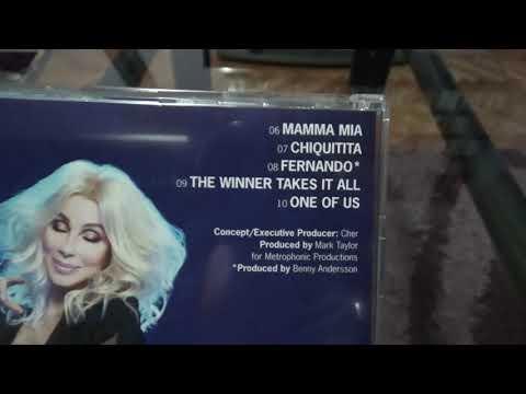 Cher - Dancing Queen Unboxing CD
