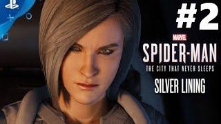 Spider-Man: Silver Lining DLC (2)  — Sztywna Sable