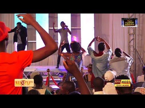 Despacito Kimeru cover performance at Tuune mbaru show