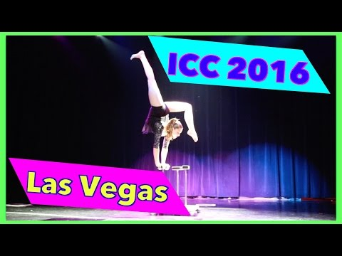 Contortion Convention  ICC 2016