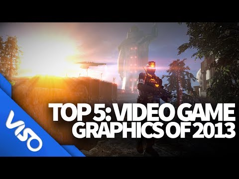 Top 5: Video Game Graphics Of 2013