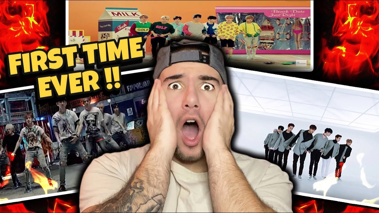 Rapper Reacts to GOT7 for THE FIRST TIME! (Just Right, If You Do, Never Ever)