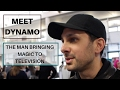 Meet Dynamo: The man bringing magic to television