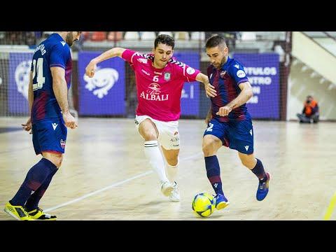 Levante UD - Viña Albali Valdepeñas Jornada 23 Temp 19-20