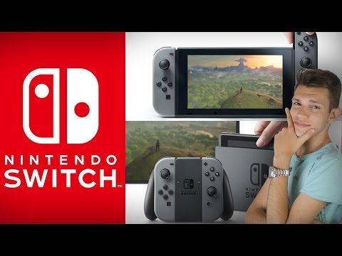 Nintendo Switch (Nintendo NX): Tutte le informazioni | ITA