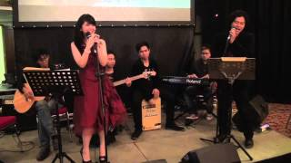 Download Lagu Cline Dion Because You Love Me - Talenta Kustik (Covering) Live Mp3