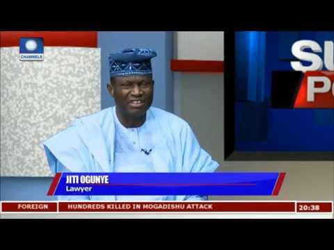 Maina Is A Fugitive From Justice - Jiti Ogunye
